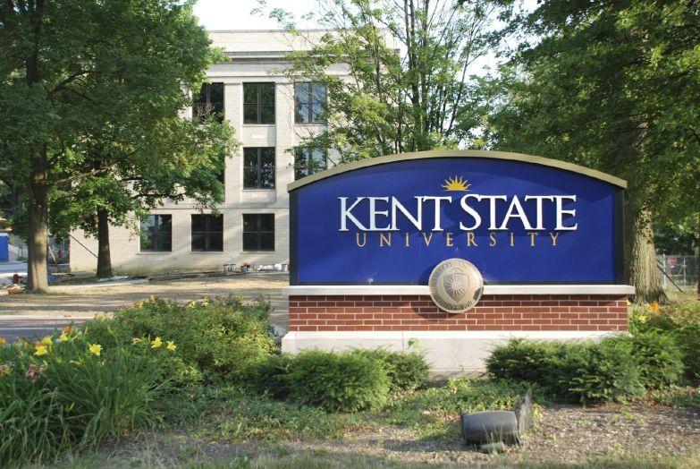 Kent State University Entrance